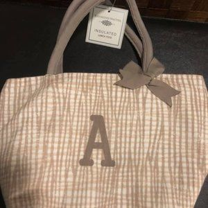 NWT Raymond Waites Insulated Lunch Tote